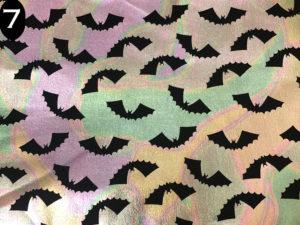 Halloween Fabric - Bats