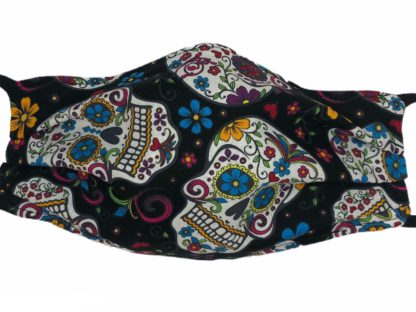 Sugar Skulls Face Masks